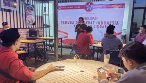 Konsolidasi DPC Pemuda Demokrat Indonesia Kabupaten Sidoarjo